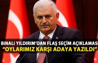 Binali Yıldırım'dan İstanbul açıklaması:...
