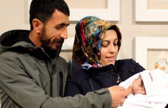 45 günlük bebek, geçirdiği iki ameliyatla sağlığına kavuştu
