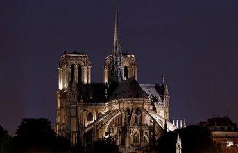 Notre Dame Katedrali'nin yenilemesi için mimarlık yarışması
