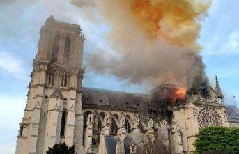 Notre Dame Katedrali neden yandı?