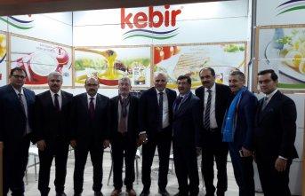 Ankara'da Kebir standına yoğun ilgi vardı