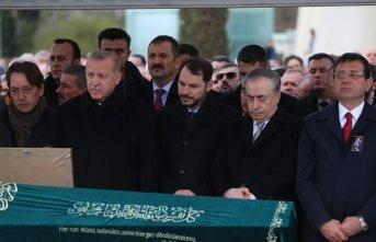 Erdoğan ve İmamoğlu seçimden sonra ilk kez yan...