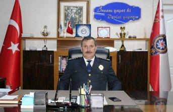 Trabzon Emniyet Müdürü' nden Kandil Mesajı