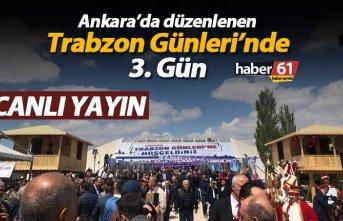 Ankara'da düzenlenen Trabzon Günleri'nde 3....