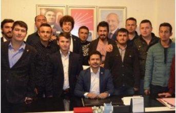 CHP Gençlik Kolları'nda toplu istifa