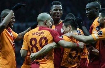 Galatasaray Kayserispor'u yendi