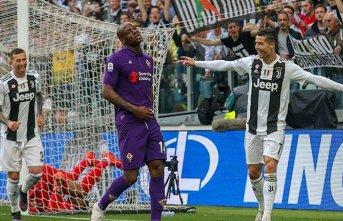 Juventus üst üste 8. kez şampiyon!