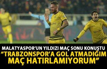 """Ömer Şişmanoğlu """"Trabzonspor'a gol atmadığım maçı hatırlamıyorum"""""""
