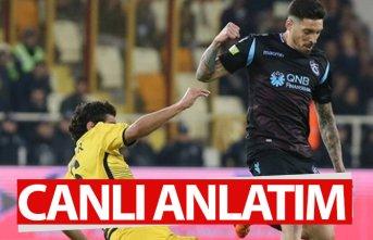 Trabzonspor - Malatya / CANLI