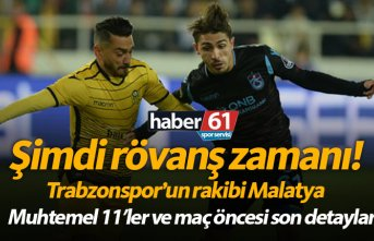 Trabzonspor Malatyaspor maçı saat kaçta hangi kanalda? İşte son detaylar