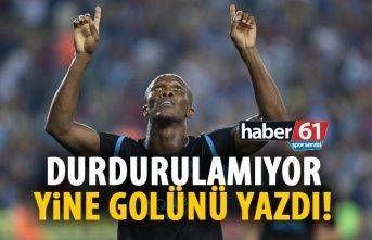 Trabzonspor'da Nwakaeme durdurulamıyor!