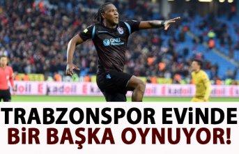 Trabzonspor evinde bir başka