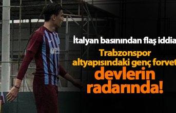 Avrupa devleri Trabzonsporlu gencin peşinde!