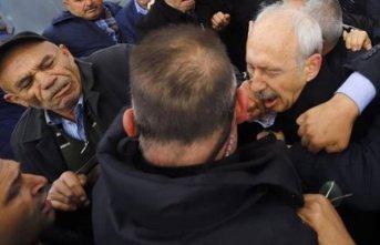 Kılıçdaroğlu'na saldıran şahıs ile ilgili...