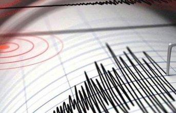 Muğla'da deprem oldu!