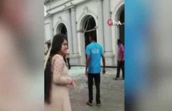 Olayların ardından Sri Lanka'da sokağa çıkmak yasaklandı