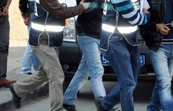 Samsun'da operasyon:13 gözaltı