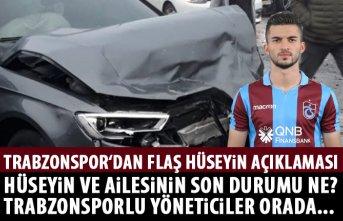 Trabzonspor'dan Hüseyin Türkmen açıklaması!...