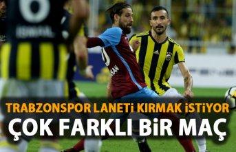 Trabzonspor, Kadıköy'de laneti kırmak istiyor