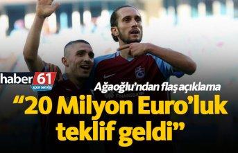 Ağaoğlu: Onları Türkiye'den kimse alamaz!