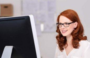 Bilgisayar kullanırken gözlük takmanın faydaları