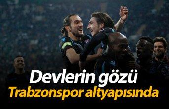 Devlerin gözleri Trabzonspor altyapısında!