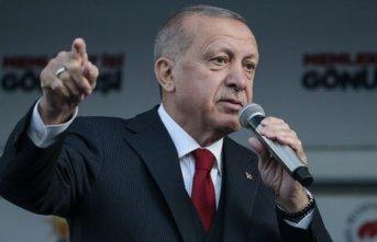 """Erdoğan: """"Sizler bizim geleceğimizin teminatı,..."""