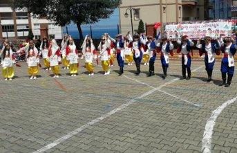 Hasan Tahsin Kırali İlkokulundan muhteşem gösteri