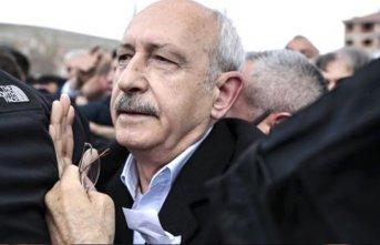 Kılıçdaroğlu'na saldırı davasında yeni gelişme!
