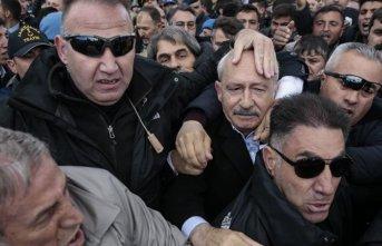 Kılıçdaroğlu'na yönelik saldırıda yeni gelişme