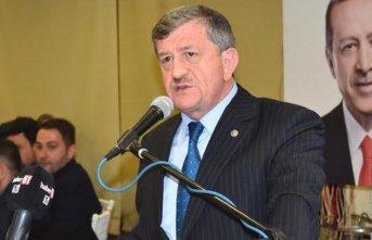 Süleyman Soylu'ya Trabzon'da destek mitingi