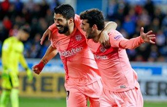 Barça sonradan açıldı!