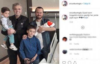 Cengiz Kurtoğlu, dede olmanın mutluluğunu yaşıyor