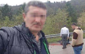 Üniversiteli genç hayatını kaybetti, yoldan geçen kişi selfie yaptı!