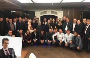 Trabzon Denetimli Serbest Müdürü Ahmet İpsuz böyle ayrıldı