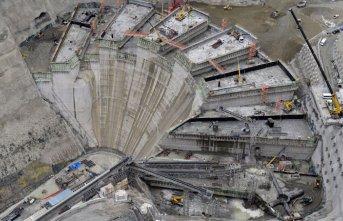 Türkiye'nin en yüksek barajı ve HES projesinin...