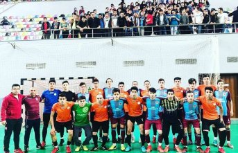 Kayseri-Trabzon dostluğu salona taşındı