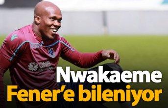 Nwakaeme Fener'e bileniyor
