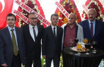 Trabzonlu savcı hukuk bürosu açtı