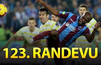 Trabzonspor Fenerbahçe ile 123. randevuda