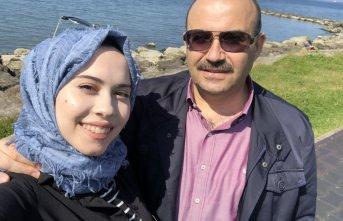 Trabzon Valisi güneşli havayı orada değerlendirdi
