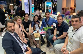 Giresunlu turizmciler Dubai'de