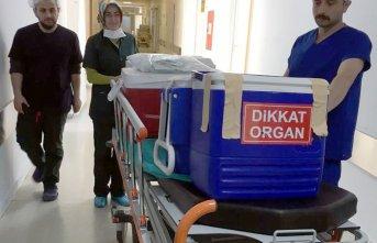 Organlarıyla 7 kişiye umut oldu