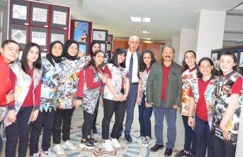 Trabzon'da göz kamaştıran sergi