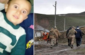 20 gündür kayıp olan çocuktan acı haber geldi