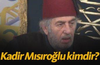 Kadir Mısıroğlu kimdir? Kadir Mısıroğlu Atatürk için neler söylemişti?
