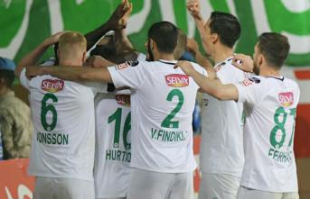 Gol duellosunda Atiker Konyaspor galip!