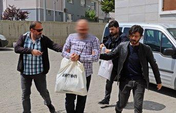 Trabzon'da aranan FETÖ şüphelisi gizli bölmede...