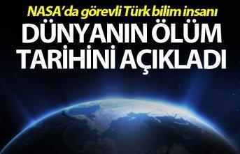 NASA'da görevli Türk Bilim insanı dünyanın...