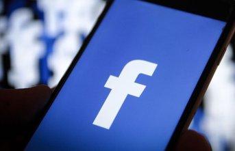Facebook'dan kısıtlama